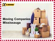 Moving Companies Mississauga