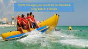 Three Things you must do in Panama City beach, Florida