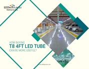 How to Choose Best T8 4ft LED Tube a Guide