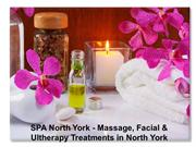 SPA North York - Massage, Facial & Ultherapy Treatments in North York