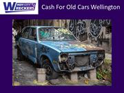 Cash for Old Cars in Wellington