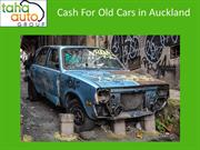 Cash for Old Cars in Auckland