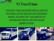 New York Airport Limousine Service - NY Travel Limo
