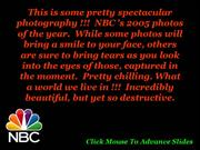 Fotky NBC - 2005 (NBC - The Best Photos of the year 2005)
