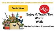 Get Cheap Air-Tickets & Enjoy Your Travel At United Airlines