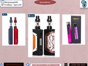 The most exciting options in vape starter kit