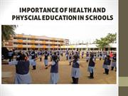 Importance of Health and Physical Education in CBSE Schools