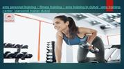 ems personal training-fitness training-ems training in dubai-ems train
