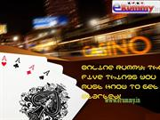 Online Rummy: The Five Things You Must Know To Get Started!