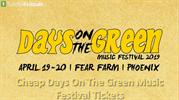 Days On The Green Music Festival Tickets Discount