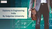 Diploma in Engineering india
