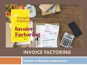 Invoice Factoring For Business Cash Flow