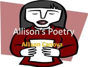 Allisons Poetry