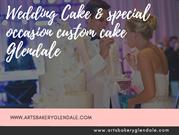 Beautifully Crafted custom cakes by ArtsBakery