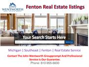 Real Estate Listings | Fenton Real Estate Listings | Mi Listings