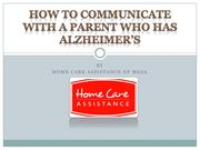 How to Communicate with a Parent Who Has-converted