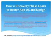 How a Discovery Phase Leads to Better App