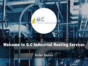 Information Presentation Of G.C Industrial Heating Services