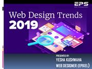 Design Trends In 2019