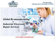 Industrial Electronic Repair Service | Royal Industrial Solutions