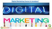 Digital Marketing course in Janakpuri with paid internship just after