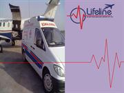 Book the Most Elite Air Ambulance Services in Patna by Lifeline Air
