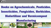 Books on Agrochemicals, Pesticides, Insecticides,.....