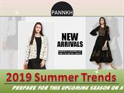 Women Summer Fashion Trends -2019