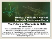 Medical Cannabis - Medical Cannabis Conference Malta