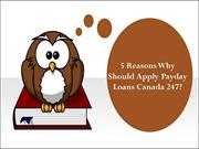 How can get emergency help through payday loans Canada 247?
