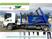 Looking To Hire Affordable Geelong Skip Bins Service