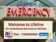 Air Ambulance in Kolkata Provide Access to a Complete