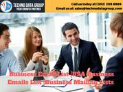 Business Email List _USA Business Emails List _Business Mailing Lists