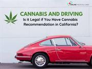 Cannabis and Driving – Is it Legal if You Have Cannabis Recommendation