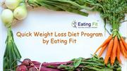 Quick Weight Loss Diet Plan by Eating Fit
