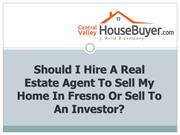 We Buy Houses Fresno CA - Central Valley House Buyer