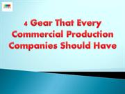 TV Commercial Production Company - SinemaFilms