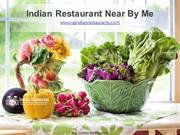 indian restaurant near by me