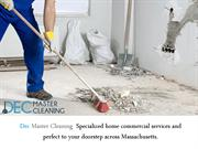 Reqirement Of Professional Post Construction Cleaning Services