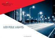 LED Pole Lights - Outdoor Security Lighting Solution – USA