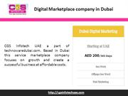 Dubai Digital Marketing Agency, Digital Marketing Service in Dubai
