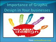 Importance of Graphic Design in Your businesses