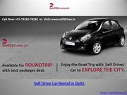 self drive car rental in delhi