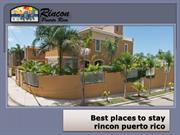 Best places to stay rincon puerto rico