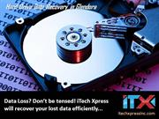 How to Obtain Complete Hard Drive Data Recovery Solution in Glendora