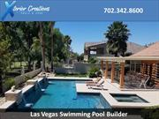 Swimming Pool Builder Las Vegas