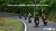 Bike rental Goa-Rent mt bike goa