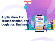 Develop Application For Transportation Business UAE