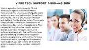 VIPRE TECH SUPPORT  1-800-445-2810 VIPRE PHONE NUMBER