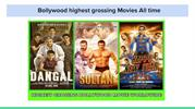 Bollywood highest grossing Movies 2019